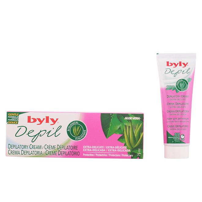 Byly - BYLY DEPIL crema depilatoria extra-delicada 75 ml