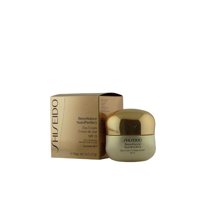 Shiseido - BENEFIANCE NUTRIPERFECT day cream SPF15 50 ml