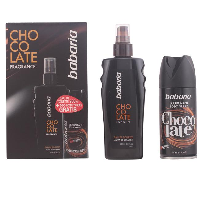 Babaria - BABARIA CHOCOLATE FOR MEN LOTE 2 piezas