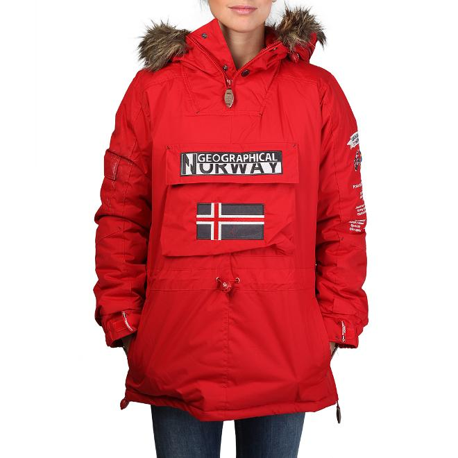 Chaqueta mujer geographical norway acolchada building