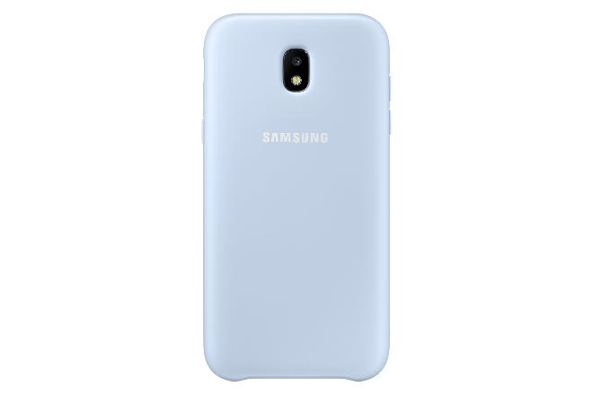 Samsung Dual Layer Cover Azul para Galaxy J5 2017