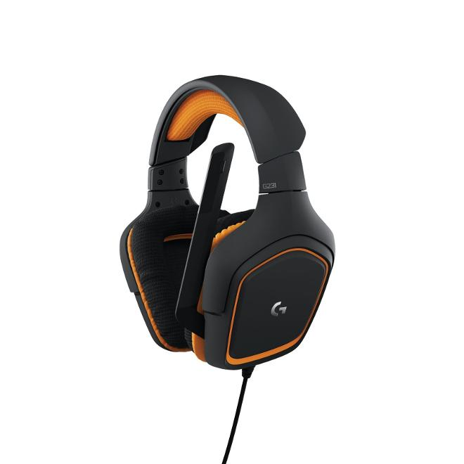 Logitech G231 Prodigy Auriculares Gaming