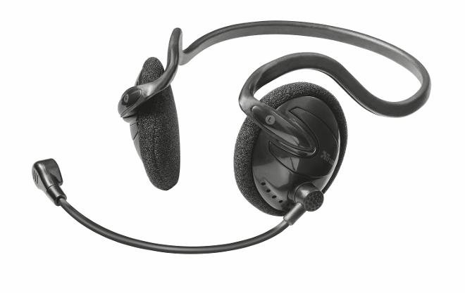 Trust Cinto Chat Headset Auriculares con Micrófono