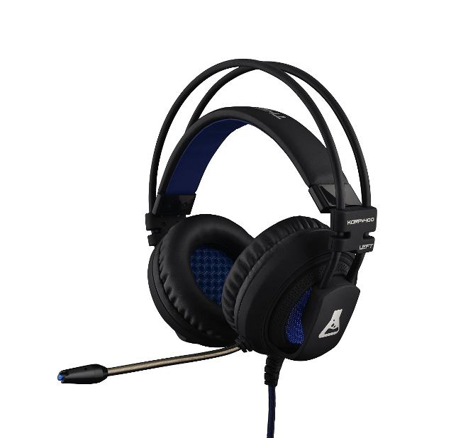 The G-Lab Korp 400 Auriculares 7.1 Gaming