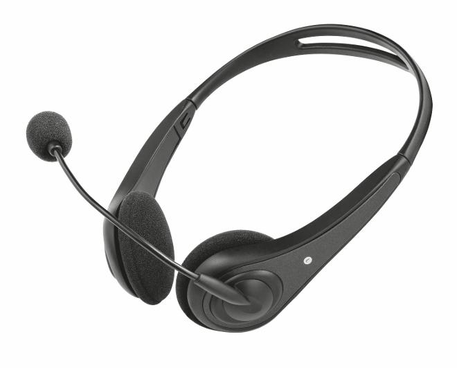 Trust InSonic Chat Headset Auriculares
