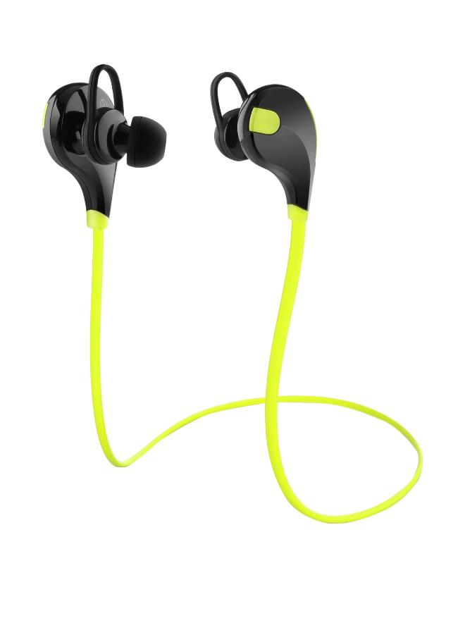 Unotec WB-RUN2 Auricular Bluetooth Verde