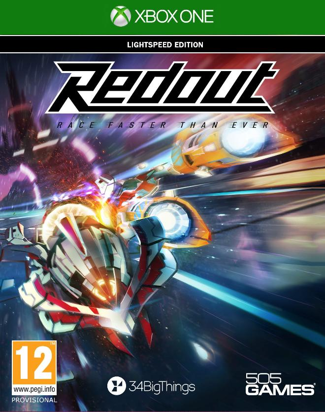Redout Lightspeed Edition Xbox One