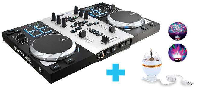 Hercules DJ Control AIR S Series Party Pack