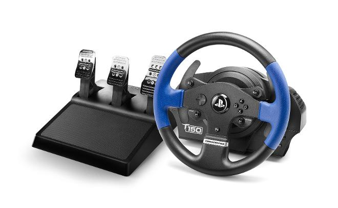 Thrustmaster T150RS Pro para PC/PS3/PS4