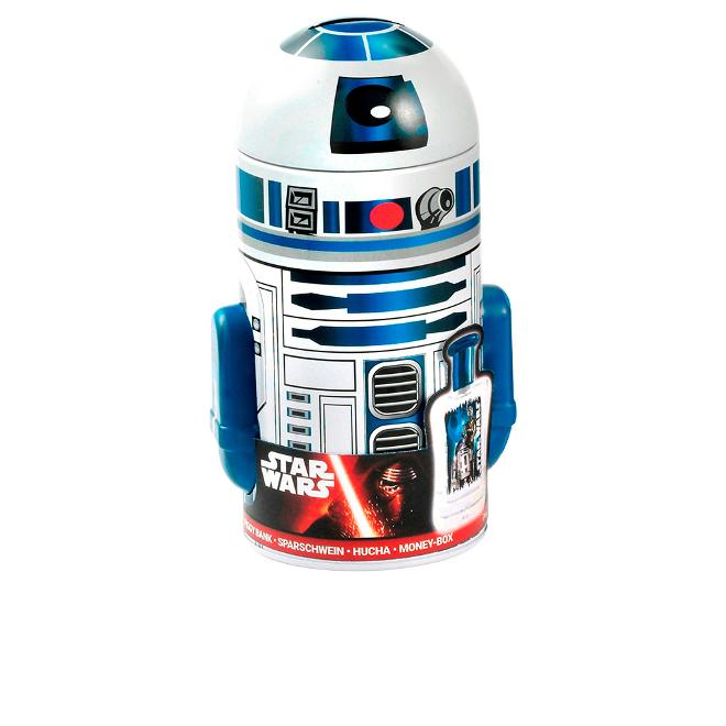 Star Wars - Star Wars Hucha Metal y Eau de Toilette - 50 ml