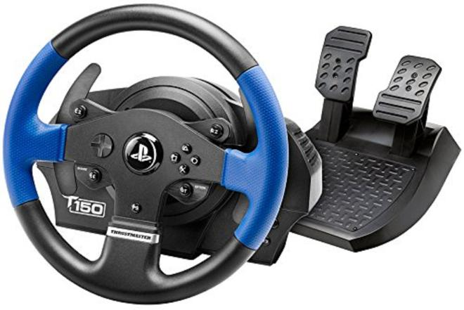 Thrustmaster - Volante T150 RS (PS4/PS3)