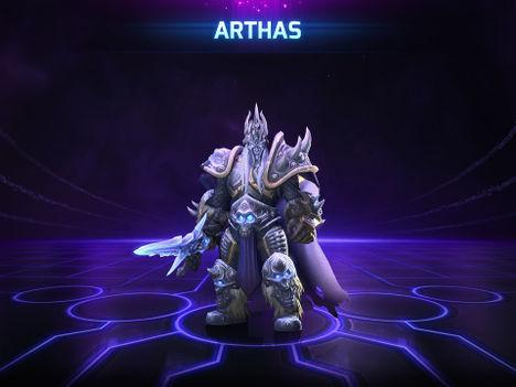 Arthas (Heroes of the Storm)