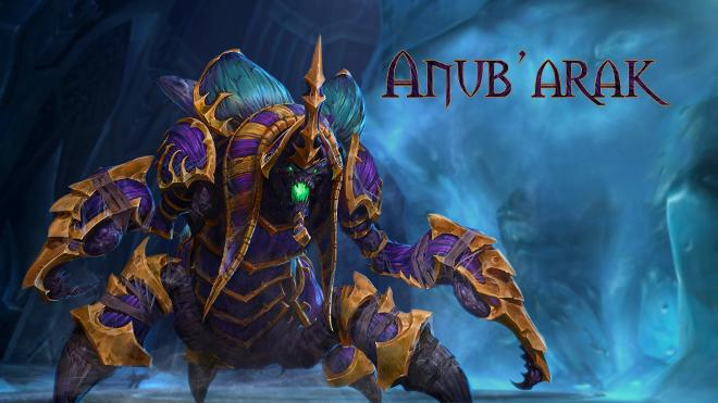 Anub'arak (Heroes of the Storm)