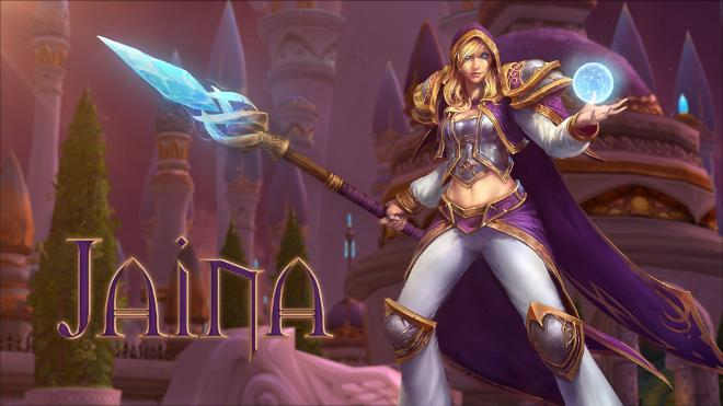 Jaina (Heroes of the Storm)