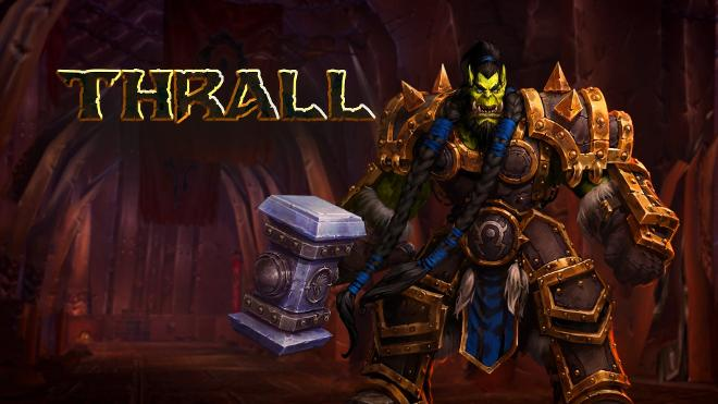 Thrall (Heroes of the Storm)