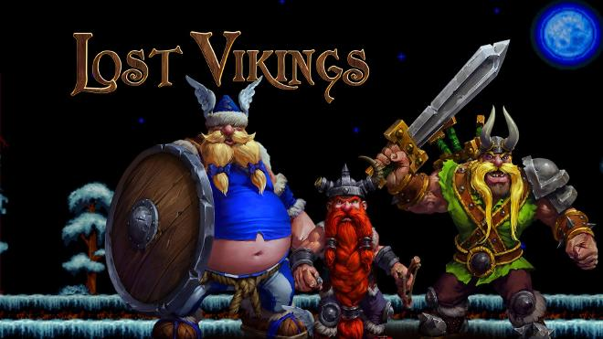 Lost Vikings (Heroes of the Storm)