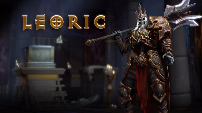 Leoric (Heroes of the Storm)