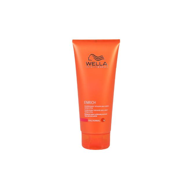Wella - ENRICH conditioner fine/normal hair 200 ml