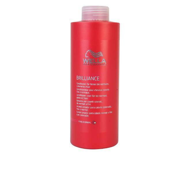 Wella - BRILLIANCE conditioner fine/normal hair 1000 ml