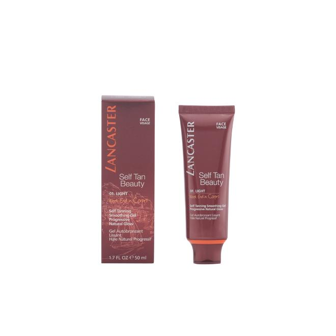 Lancaster - SELF TAN BEAUTY face smoothing gel #01-light 50 ml