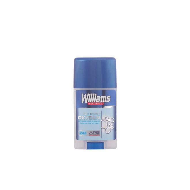 Williams - Williams Ice Pure Desodorante en Stick - 75 ml