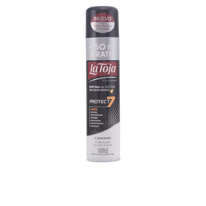 La Toja - LA TOJA PROTECT7 ESPUMA AFEITAR SPRAY 250+50 ml