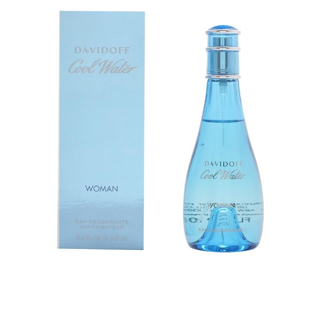 Davidoff - COOL WATER WOMAN deo vapo 100 ml