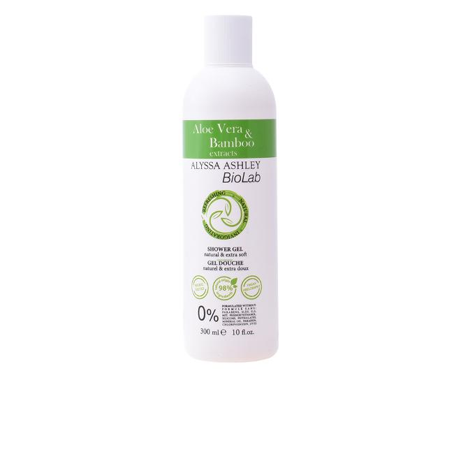 Alyssa Ashley - BIOLAB ALOE & BAMBOO gel de ducha 300 ml