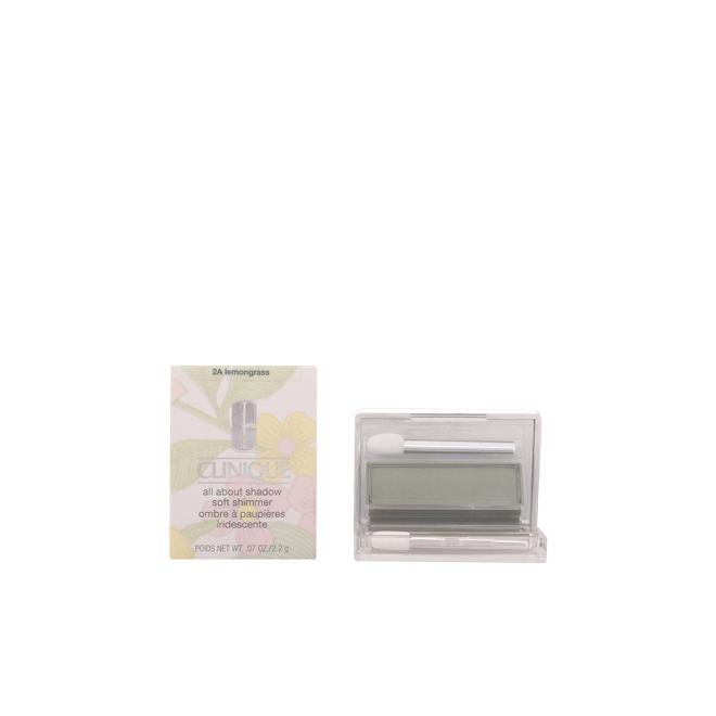 Clinique - CLINIQUE ALL ABOUT SHADOW soft shimmer #2A-lemon grass 2.2 gr