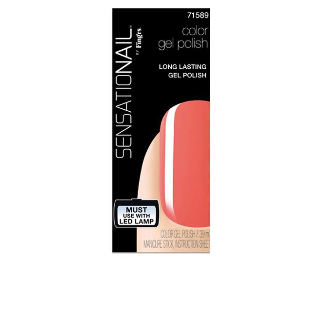 Fing'Rs - SENSATIONAIL gel color #coral sunset 7,39 ml