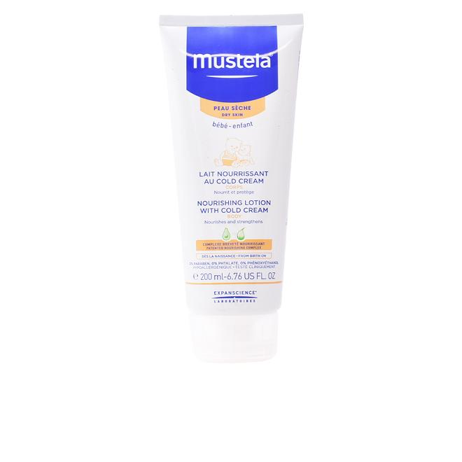 Mustela - BÉBÉ nourishing lotion with cold cream PS 200 ml
