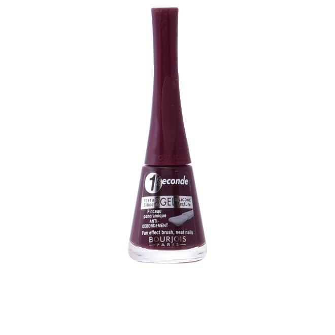 Bourjois - Bourjois 1 Seconde Nail Rouge polaco Velvet Nº 12, 9 ml