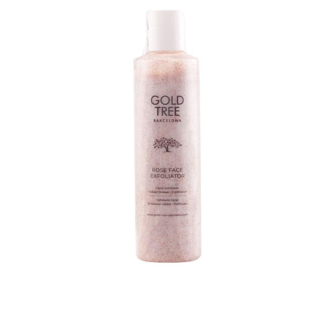 Gold Tree Barcelona - Gold Tree Barcelona Rose Exfoliante Facial - 200 ml