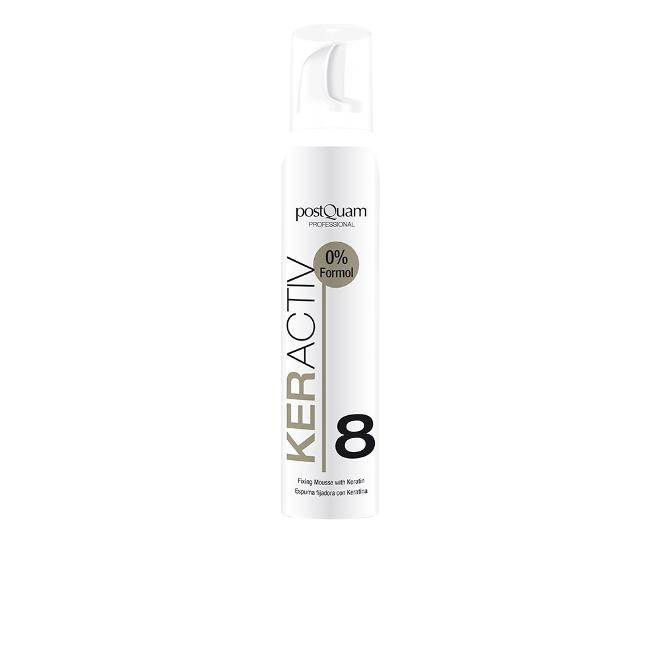 Postquam - KERACTIV fixing mousse with keratin 300 ml