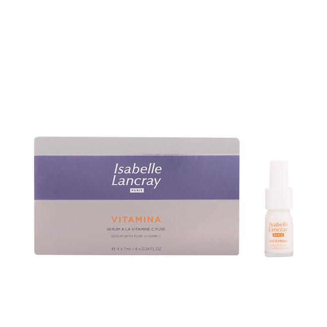 Isabelle Lancray - Isabelle Lancray Vitamina C-Sérum - Loción anti-imperfecciones, 4 X 7 ml
