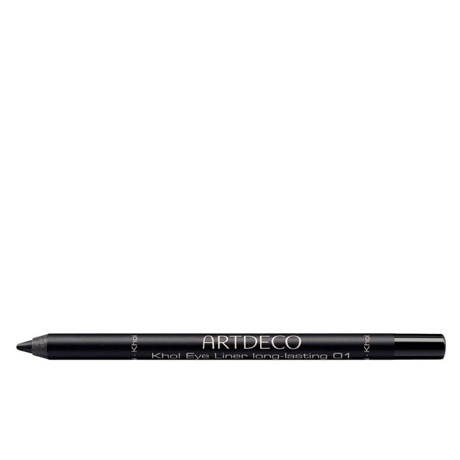 Artdeco - KHOL EYE LINER long-lasting #01-black 1,2 gr